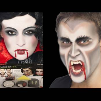 Vampir Make-up Set