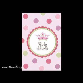 Einladungen + Little Princess Umschläge