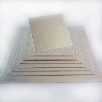 Quadratische Kuchensohle 4mm