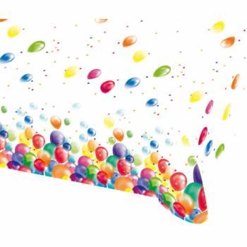 Kunststoff-Tischtuch Ballons