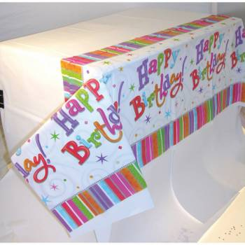 tisch Happy Birthday Colorstars