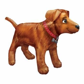 Riesiger Helium ballon Hund
