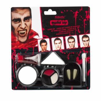 Voll Vampir Make-up Set