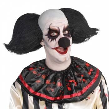 Gruselige Clown Perücke Mann
