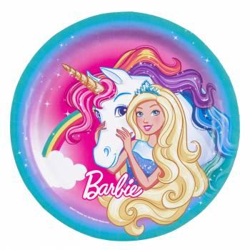 Teller Barbie Einhorn