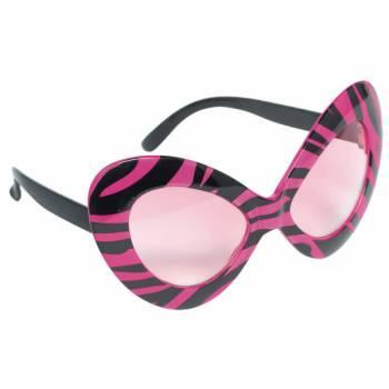Original Lünette Diva zebra pink