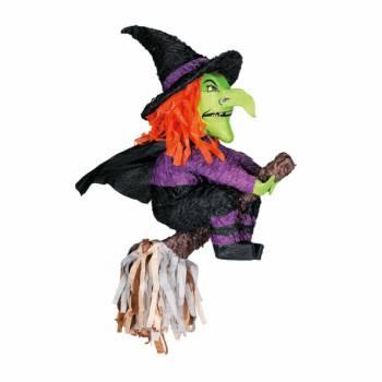Pinata Halloween-Hexe