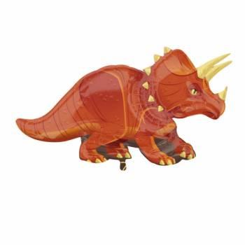 Riesiger Heliumballon Triceratops