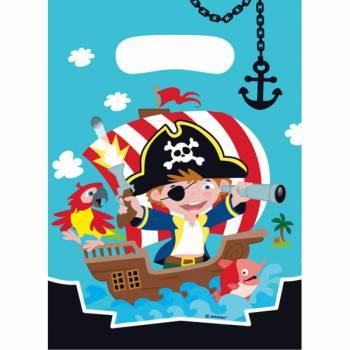 8 Beutel Piratenparty