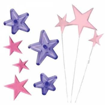 Kit 3 ausstechform Sternen