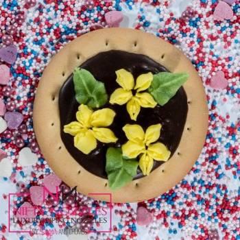 Hülse Sugar crumbs flower