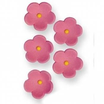 30 Rosa Zucker Ø 2cm