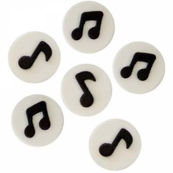 6 Dekore aus Zucker Musik KMU