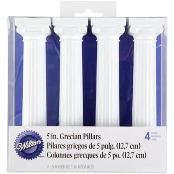 Paket von 4 griechischen Wilton Säulen