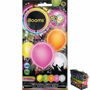5 passende Leuchtballons