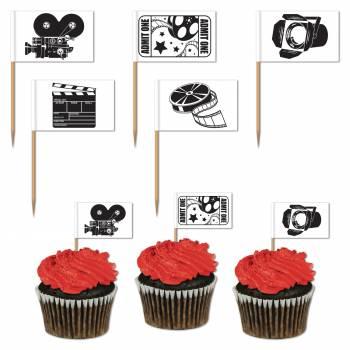 50 Deko cupcakes kino