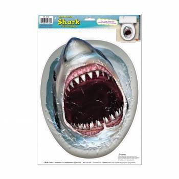 Dekor Toilettenschale Hai