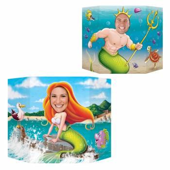 Punkt Fotos Meerjungfrau