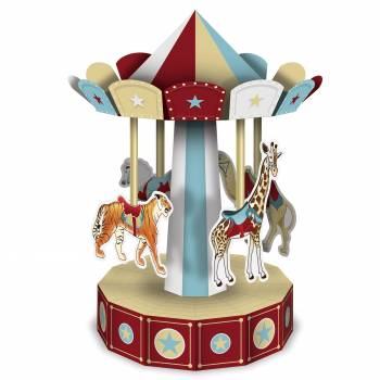 Dekor 3D Vintage Circus