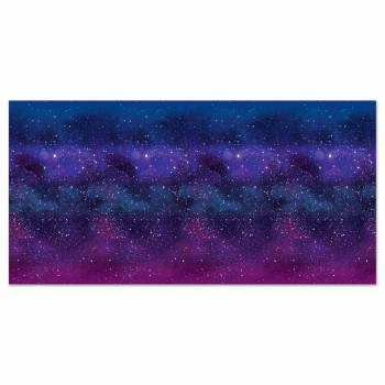 Leinwand Wand-Atmosphäre Galaxy