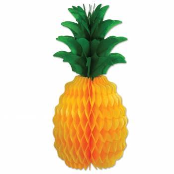 2 3D Ananas Dekore