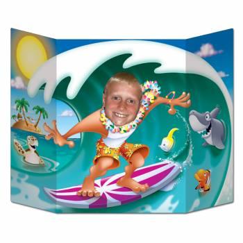 Foto-Punkt Wellen Surfer