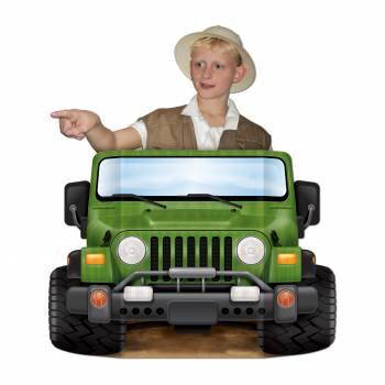 Fotopunkt Jeep