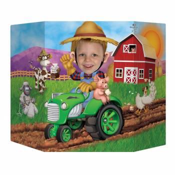 Punkt Fotos Traktor