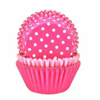backförmchen cupcakes perfect pink