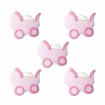 Baby-Girl-Kinderwagen zucker