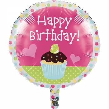Luftballon Riese cupcake party