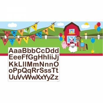 Bannere Tiere vom Bauernhof