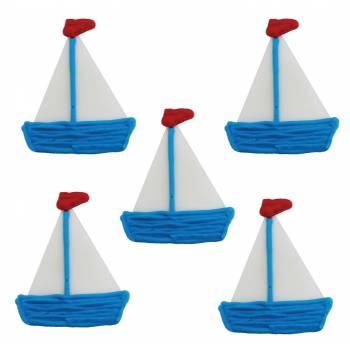Mini-zuker figuren Boot