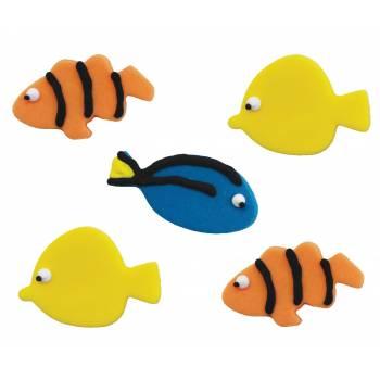 Mini-zuker figuren Fisch