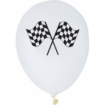 6 Luftballons Racing party