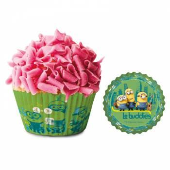 50 Cupcakes Die Minions
