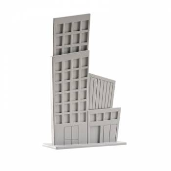 Set 2 Kunststoff-Building
