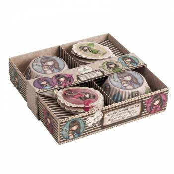 Kit deco cupcakes Santoro