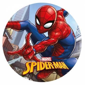 Tortenaufleger dekor Spiderman 20cm