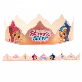 Kronen für Shimmer Shine-Fladen