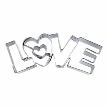 ausstechform love