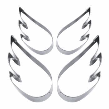 Kit 4 Engelsflügeln ausstechformen