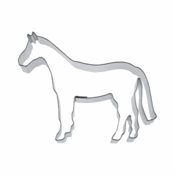 Ausstechform Pferd