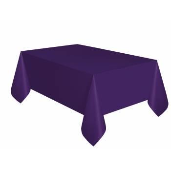 Tischtuch rechteck violettem