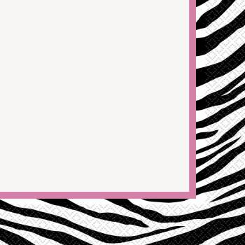 16 Handtuch Zebra Passion