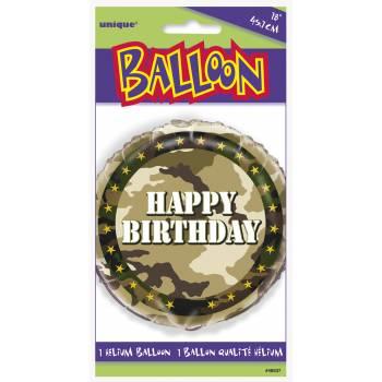 Helium-Ballon Militär