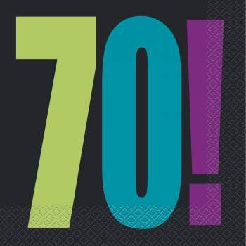 16 Geburtstagstücher 70 Jahre