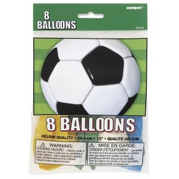 8 luftballons Fussball Club
