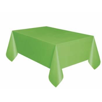 Tischtuch rechteck Grüne Lime