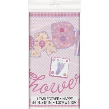 Servietten Baby Pink Patchwork